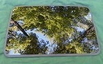 2004 CHEVROLET MONTE CARLO OEM SUNROOF GLASS 22623763